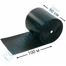 Bubble film 100m*50cm black bubble diameter 10mm