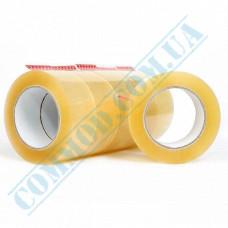 Transparent adhesive tape 48mm*100m 40μm 6 rolls per pack