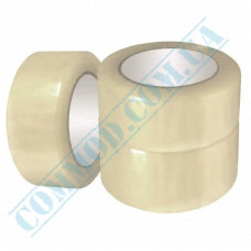 Transparent adhesive tape 48mm*200m 40μm 6 rolls