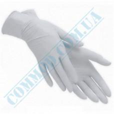 "Vinyl gloves size ""M"" without powder unsterile 100 pieces"