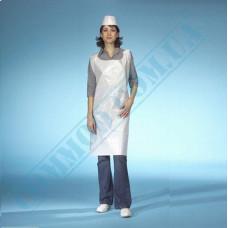 Polyethylene aprons 70*110cm White 100 pieces