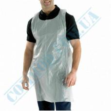 Polyethylene aprons 70*110cm White 100 pieces per pack