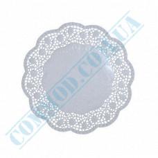 Round openwork paper napkins Ǿ=17cm 100 pieces