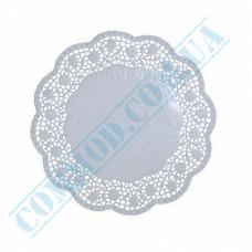 Round openwork paper napkins Ǿ=18cm 100 pieces