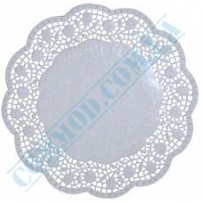 Round openwork paper napkins Ǿ=29cm 100 pieces