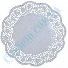 Round openwork paper napkins Ǿ=30cm 100 pieces