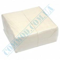 Paper bar napkins 25*23cm single-layer white 400 pieces