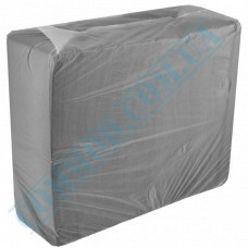 Bar paper napkins 22*23cm single-layer black 400 pieces per pack
