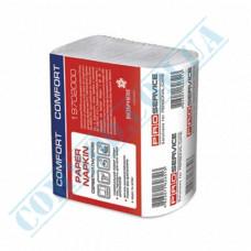 Dispenser napkins 24*21cm White single-layer 250 pieces per pack PRO Service