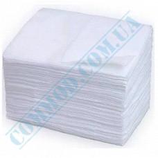 Dispenser napkins 17*17cm White single-layer 1500 pieces per pack