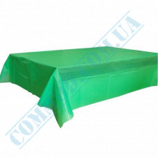 Polyethylene tablecloth | 120*150cm | Green