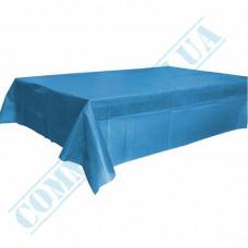 Tablecloth 120*150cm Blue polyethylene