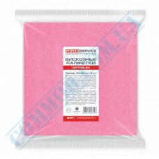Colored viscose napkins 32*38cm 5 pieces per pack PRO Service