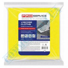 Colored viscose napkins 30*38cm 10 pieces per pack PRO Service