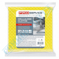 Moisture-absorbent cellulose colored napkins 16*16cm 5 pieces PRO Service