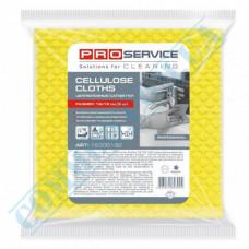 Moisture-absorbent cellulose colored napkins 16*16cm 5 pieces per pack PRO Service