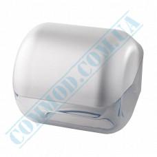 Toilet paper dispenser plastic article 619satin (Italy)
