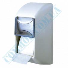 Toilet paper dispenser plastic article 670 (Italy)