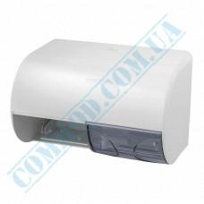 Toilet paper dispenser plastic article 755 (Italy)