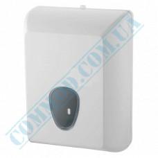 Dispenser for sheet V-stacking toilet paper plastic article 622w-tr (Italy)