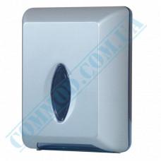 Dispenser for sheet V-stacking toilet paper plastic article 622satin (Italy)