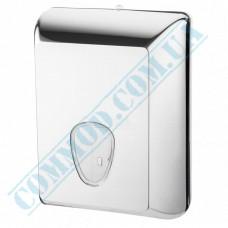 Dispenser for sheet V-stacking toilet paper plastic article 622c (Italy)
