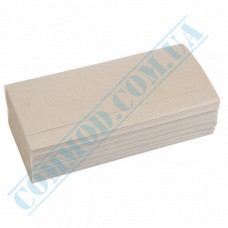 Single-layer paper towels 25*23cm gray V-stacking 160 sheets