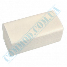 Single-layer sheet paper towels 23,5*22cm white V-stacking 150 sheets