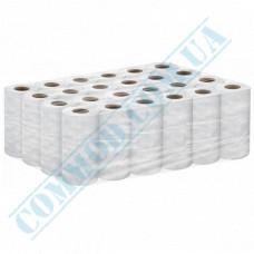 Paper towel   12m   two-layer   White   Margo HoReCa   24 rolls per pack