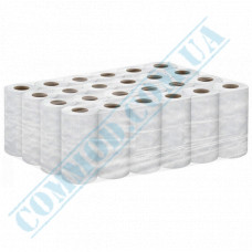 Paper towels in a roll 12,10m 2-ply white 24 rolls