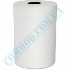 2-ply paper towel in a roll 134m Ǿ=190mm h=190mm with central hood White