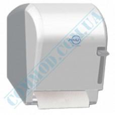 Dispenser for rolled paper towels plastic article K.8