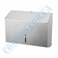 Dispenser for sheet paper towels Z, V-stacking metal article 200340-1 (Turkey)