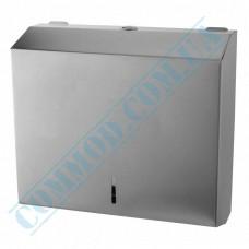 Dispenser for sheet paper towels Z, V-stacking metal article TD-8314S (China)