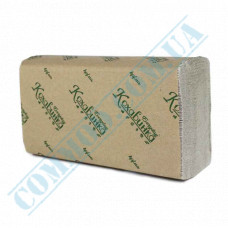 1-ply sheet paper towels 23*22cm gray Z-stacking 200 sheets