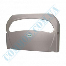 Dispenser for hygienic covers for the toilet bowl 1/2-addition plastic article K7M Vialli (Italy)