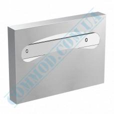 Dispenser for sanitary pads on the toilet 1/2-fold metal article 212400 Noksi (Turkey)