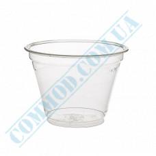 Dessert cups 200ml   plastic   Ǿ=95mm h=72mm   transparent   without lid   Import   50 pieces per pack