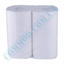 Paper towel   15m   two-layer   White   Papero   2 rolls per pack