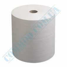Paper towel in a roll 150m 1-layer white