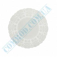 Round openwork paper napkins Ǿ=17.7cm 250 pieces (Germany)