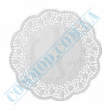 Round openwork paper napkins Ǿ=20.6cm 250 pieces (Germany)