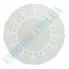 Round openwork paper napkins Ǿ=24cm 250 pieces (Germany)