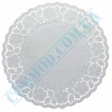 Round openwork paper napkins Ǿ=34,3cm 250 pieces (Germany)