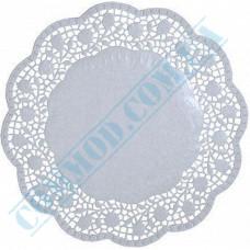Round openwork paper napkins Ǿ=37cm 100 pieces