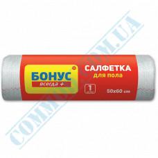 Floor cloth 50*60cm white Bonus