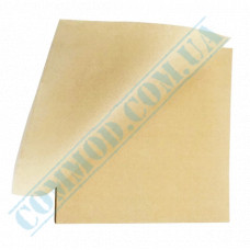 Parchment inserts in a pizza box | 42*42cm | 100 pieces per pack