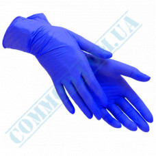Latex gloves without powder weight - 13.5g size - M, 50 pieces per pack