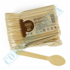 Wooden spoons | 160mm | (Ukraine) | 100 pieces per pack