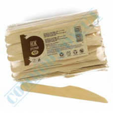 Wooden knives | 160mm | (Ukraine) | 100 pieces per pack
